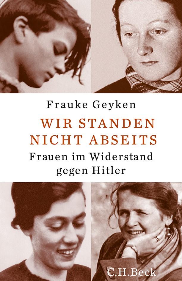 Cover des Buches 'Wir standen nicht abseits'