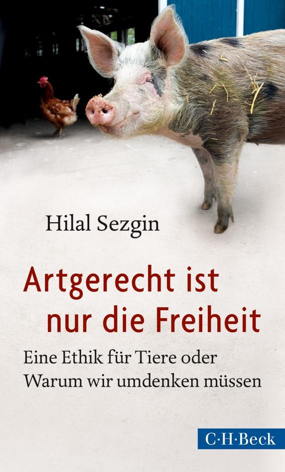 Cover des Buches 'Artgerecht ist nur die Freiheit'