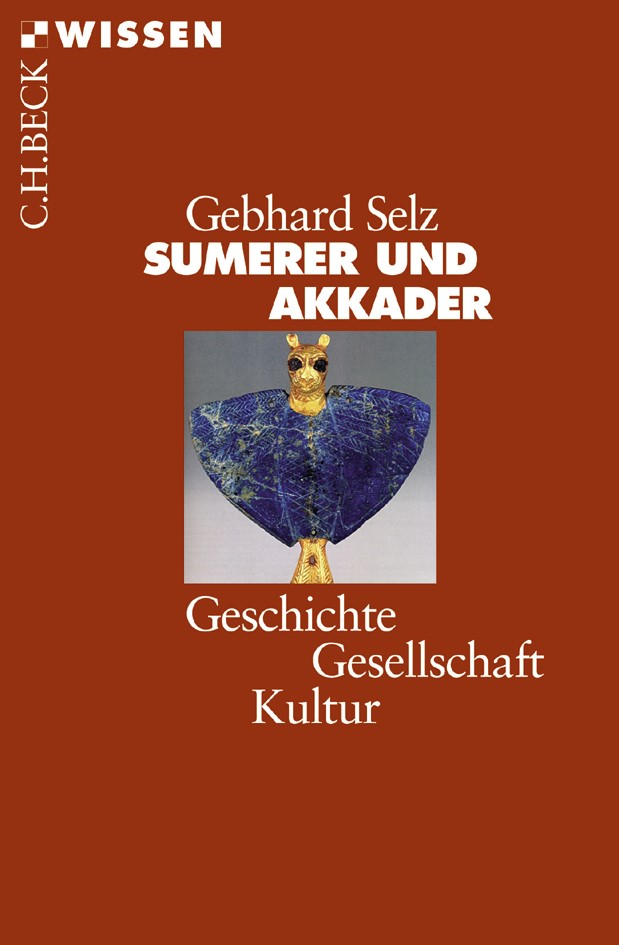 Cover des Buches 'Sumerer und Akkader'