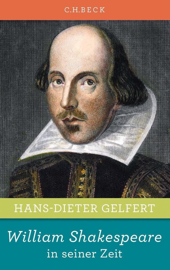 Cover des Buches 'William Shakespeare in seiner Zeit'