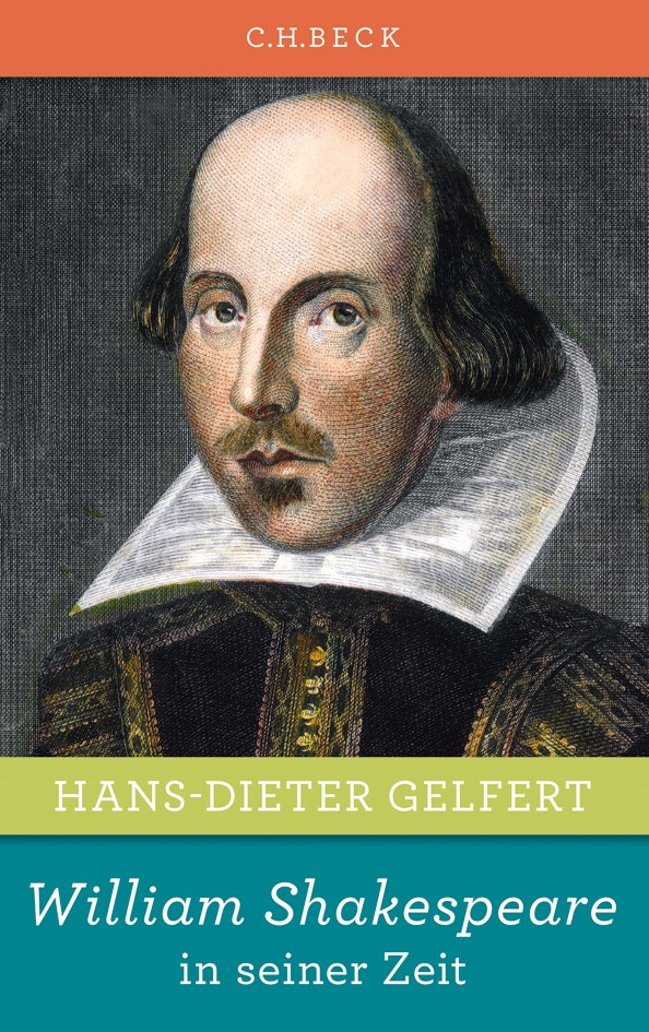 Cover des Buches 'William Shakespeare in seiner Zeit'