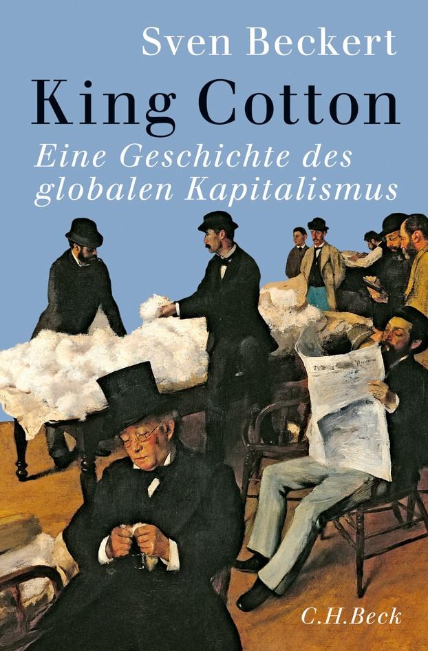 Cover des Buches 'King Cotton'