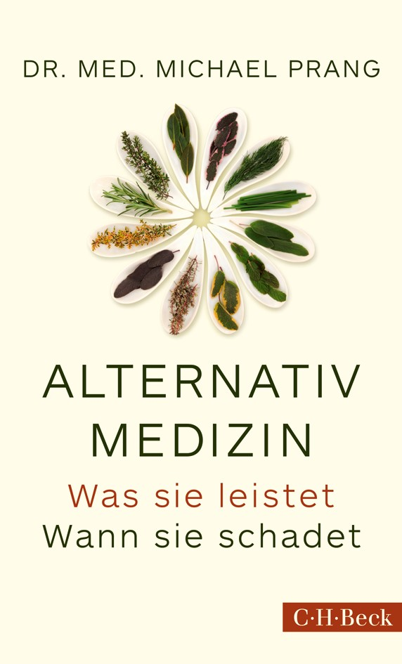 Cover des Buches 'Alternativmedizin'