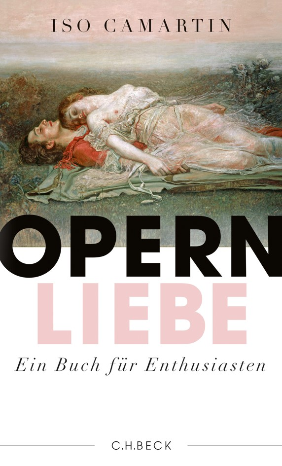 Cover des Buches 'Opernliebe'