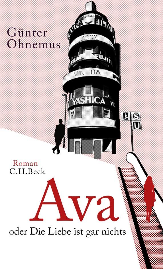 Cover des Buches 'Ava'
