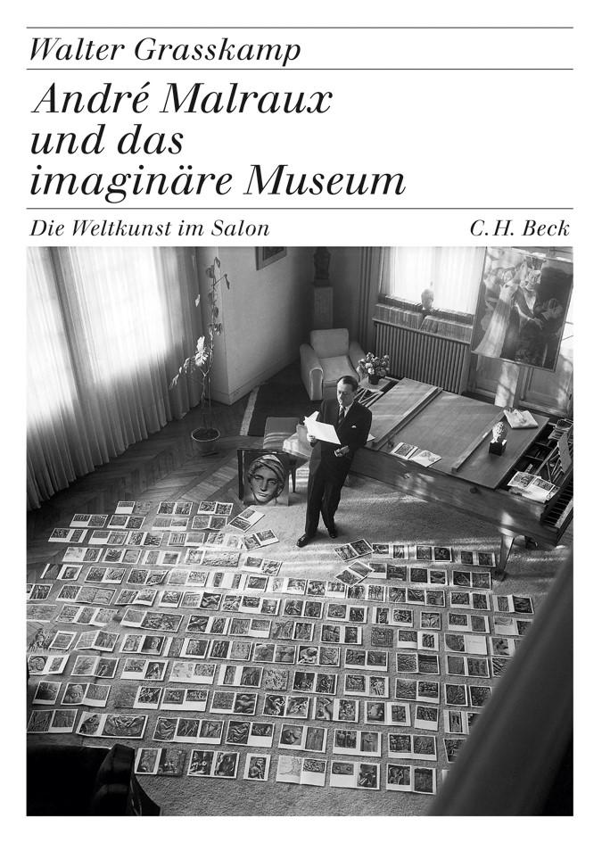 Cover des Buches 'André Malraux und das imaginäre Museum'
