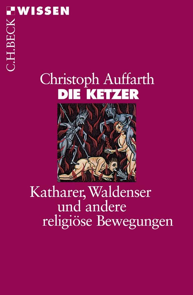 Cover des Buches 'Die Ketzer'