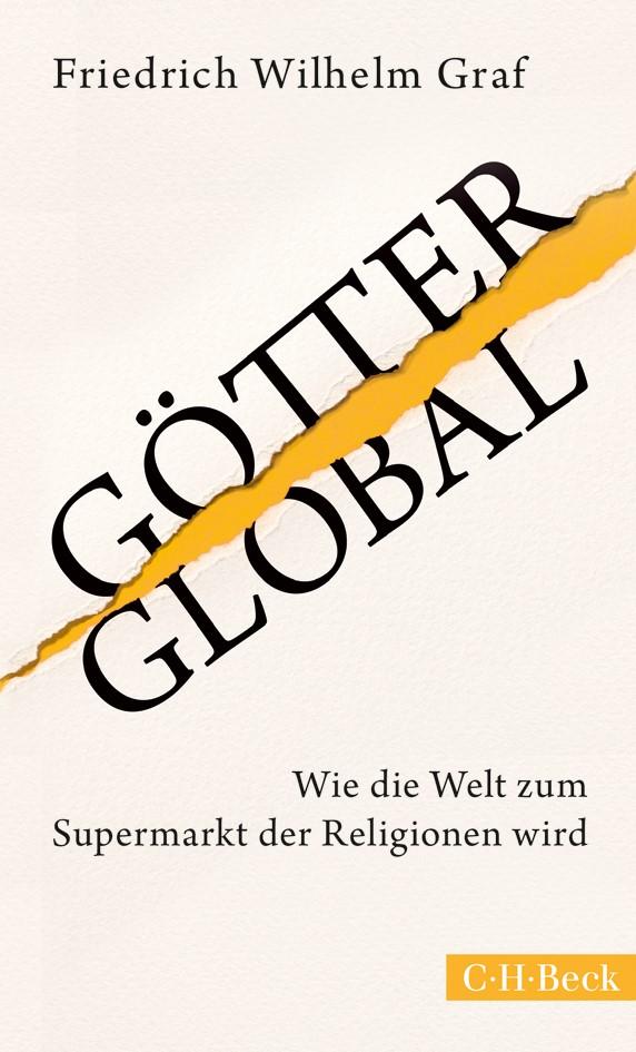 Cover des Buches 'Götter global'