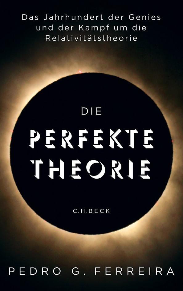 Cover des Buches 'Die perfekte Theorie'