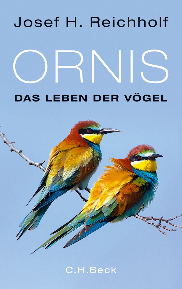 Cover des Buches 'Ornis'