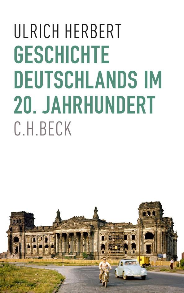 Cover des Buches 'Geschichte Deutschlands im 20. Jahrhundert'