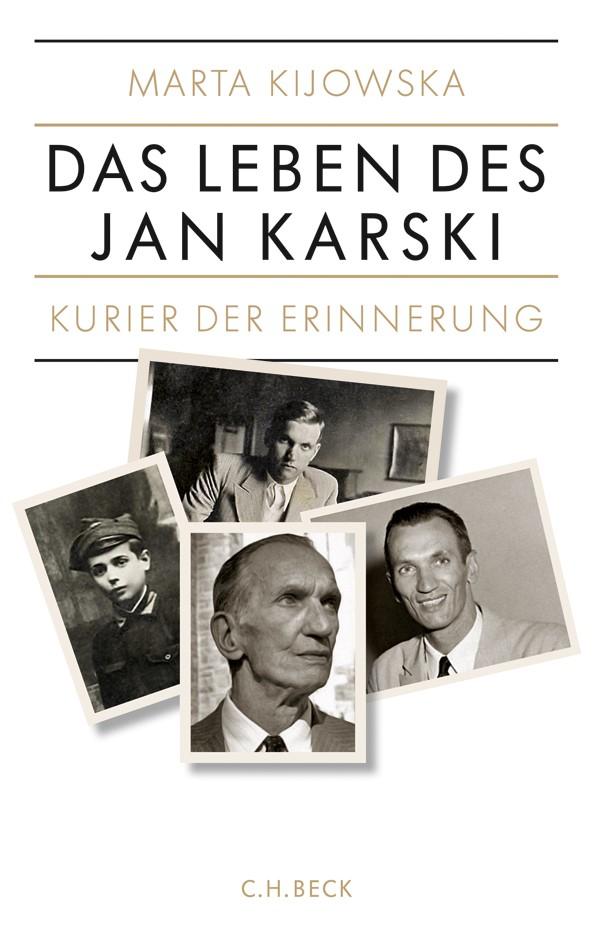Cover des Buches 'Kurier der Erinnerung'