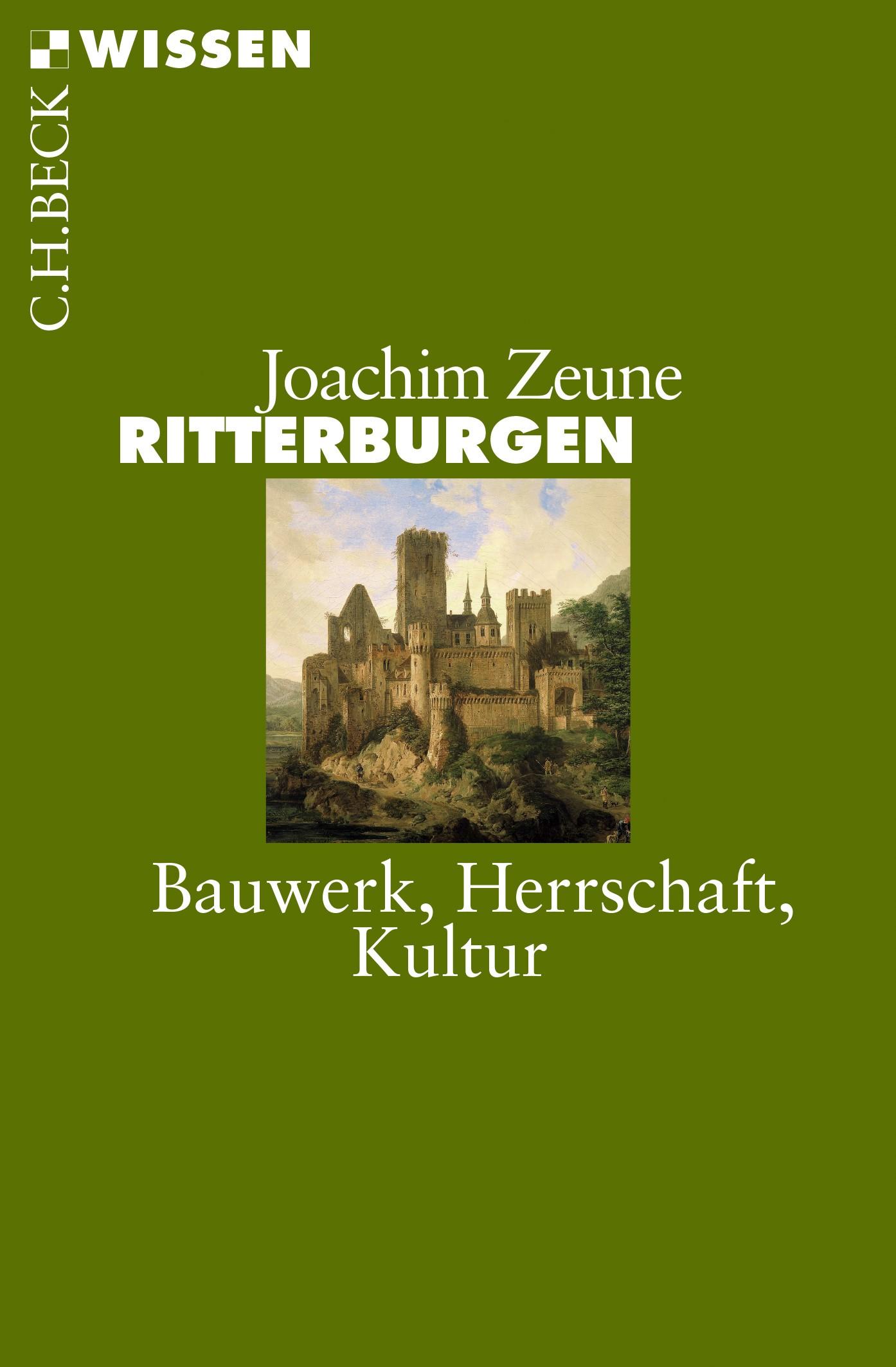 Cover des Buches 'Ritterburgen'