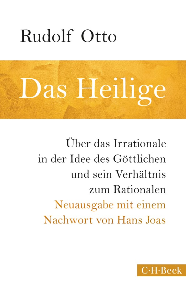 Cover des Buches 'Das Heilige'