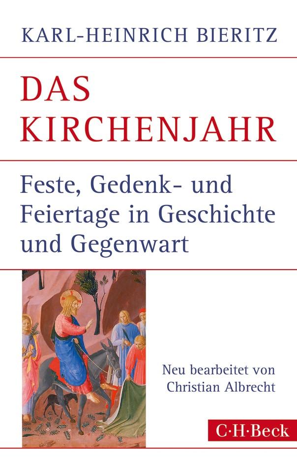 Cover des Buches 'Das Kirchenjahr'
