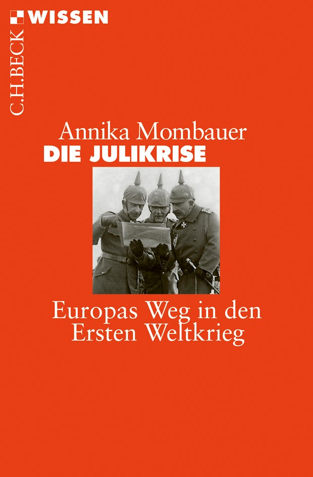 Cover des Buches 'Die Julikrise'