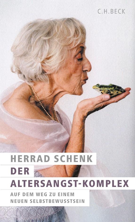 Cover des Buches 'Der Altersangst-Komplex'