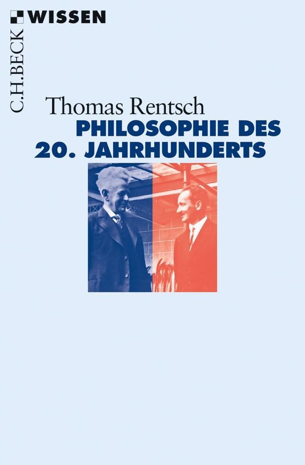 Cover des Buches 'Philosophie des 20. Jahrhunderts'