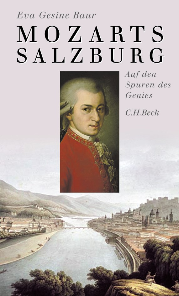 Cover des Buches 'Mozarts Salzburg'