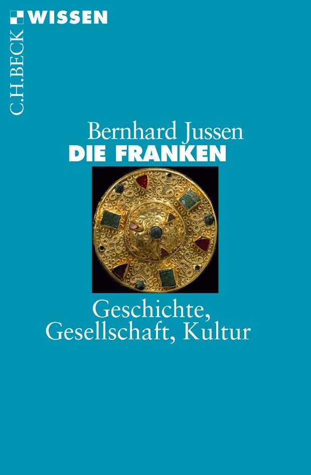Cover des Buches 'Die Franken'