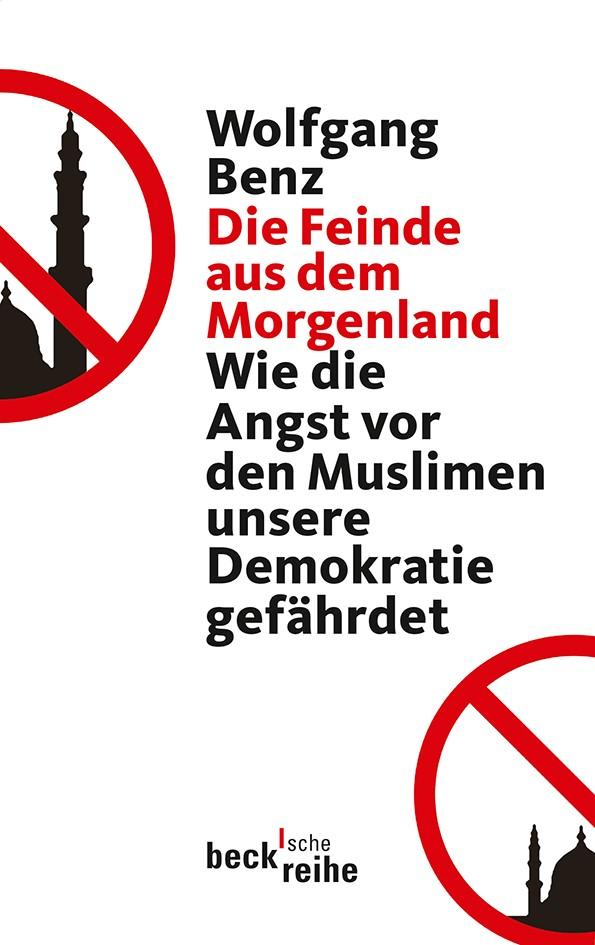 Cover des Buches 'Die Feinde aus dem Morgenland'