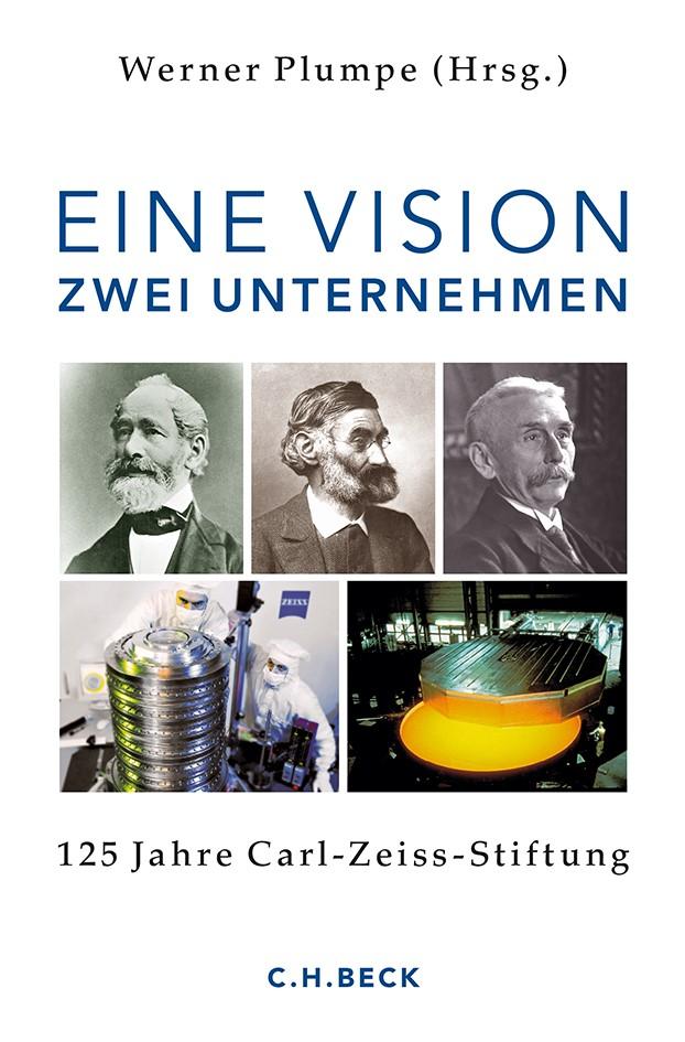 Cover des Buches 'Eine Vision - zwei Unternehmen'