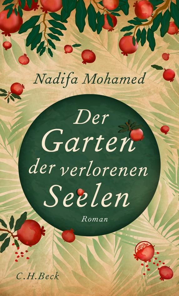 Cover des Buches 'Der Garten der verlorenen Seelen'