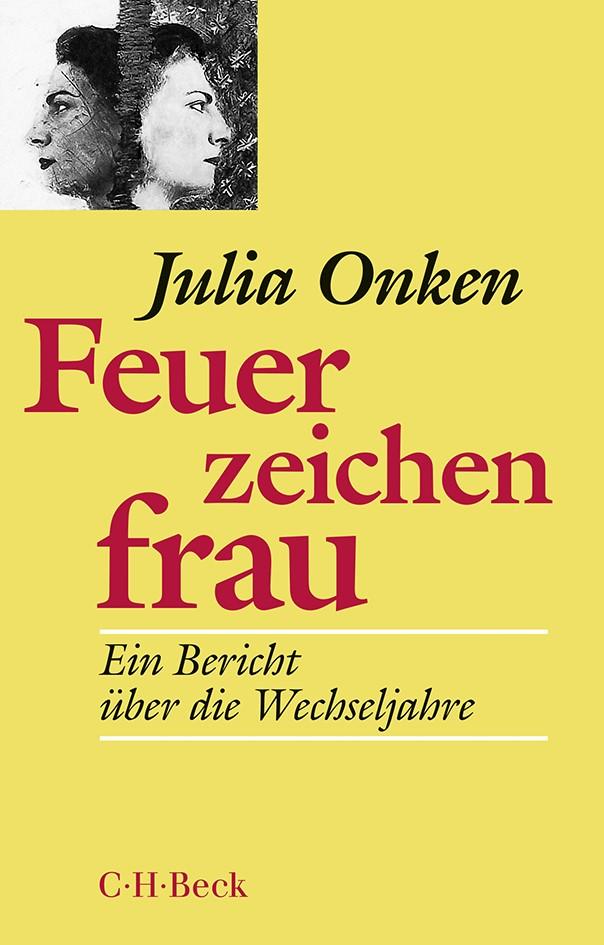 Cover des Buches 'Feuerzeichenfrau'