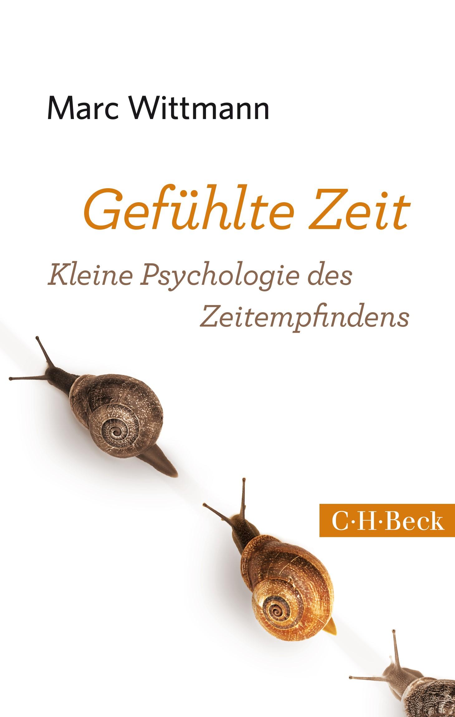 Cover des Buches 'Gefühlte Zeit'