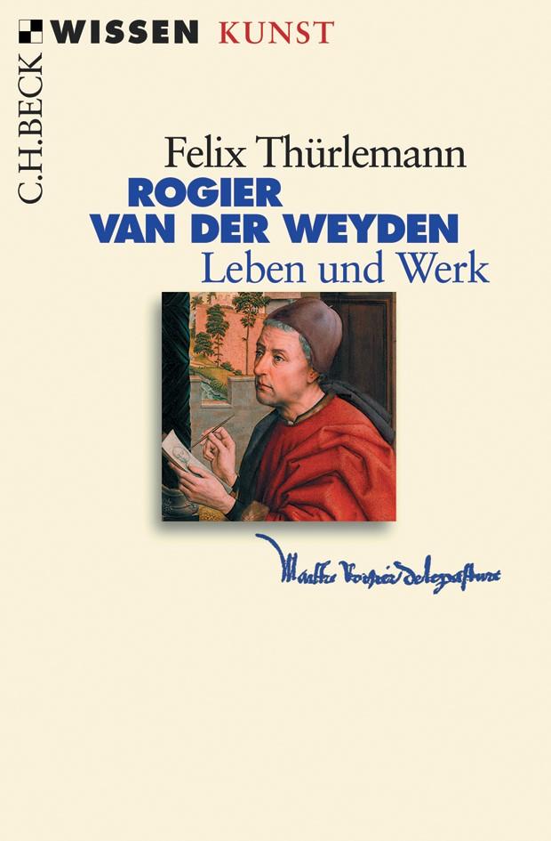 Cover des Buches 'Rogier van der Weyden'