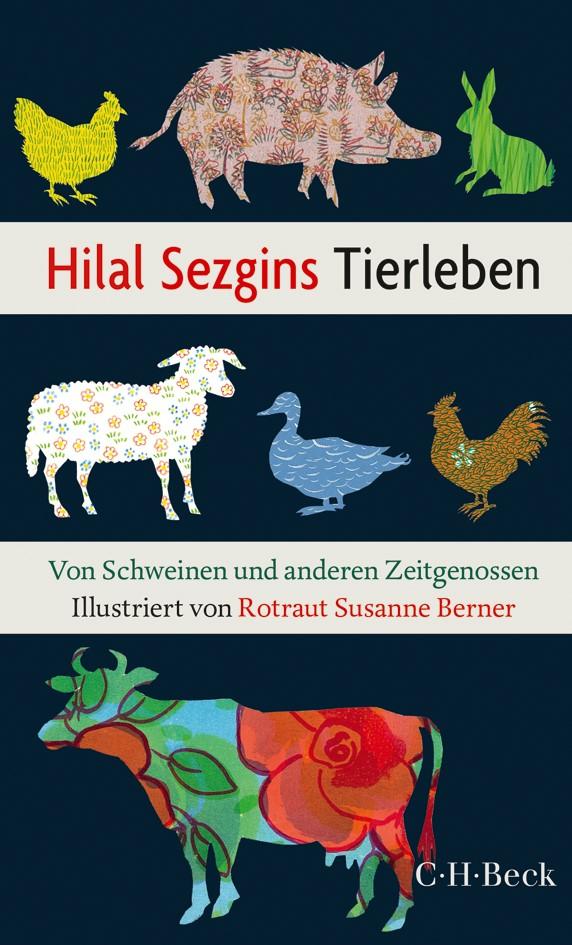 Cover des Buches 'Hilal Sezgins Tierleben'