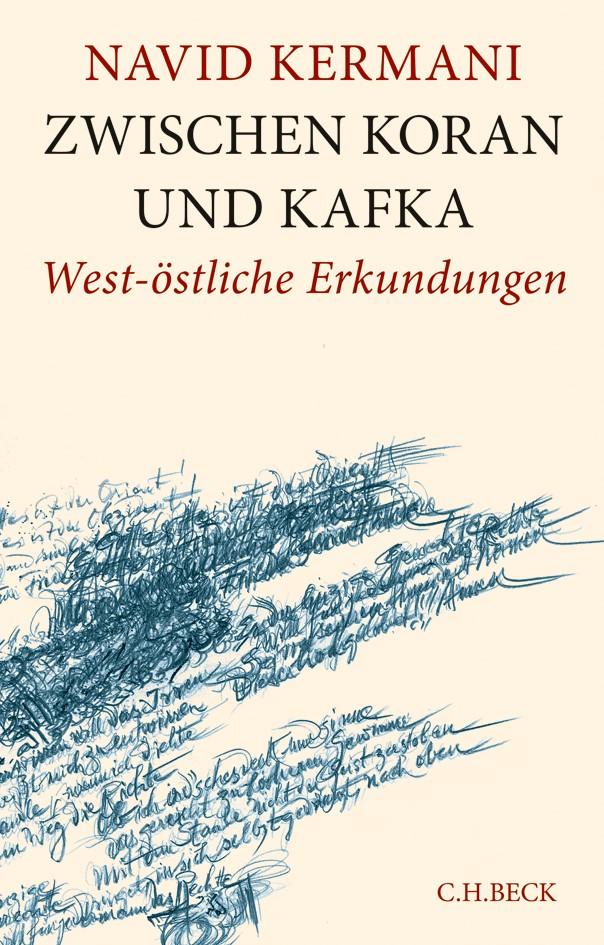 Cover des Buches 'Zwischen Koran und Kafka'