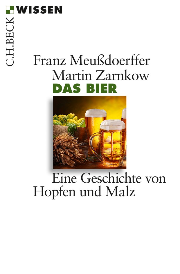 Cover des Buches 'Das Bier'