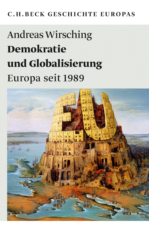 Cover des Buches 'Demokratie und Globalisierung'