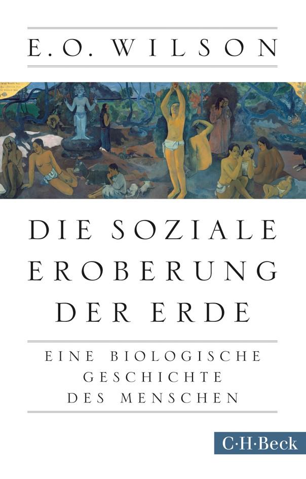 Cover des Buches 'Die soziale Eroberung der Erde'