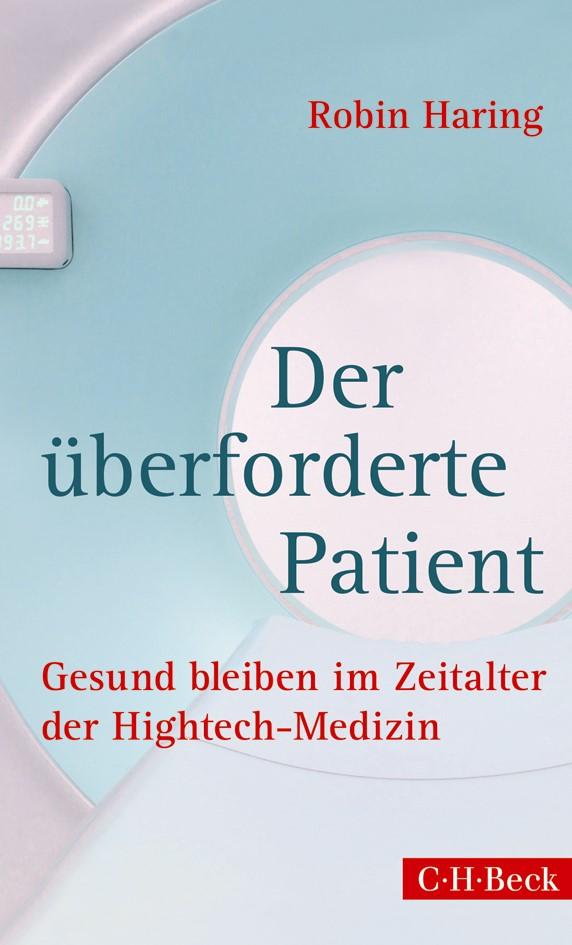 Cover des Buches 'Der überforderte Patient'