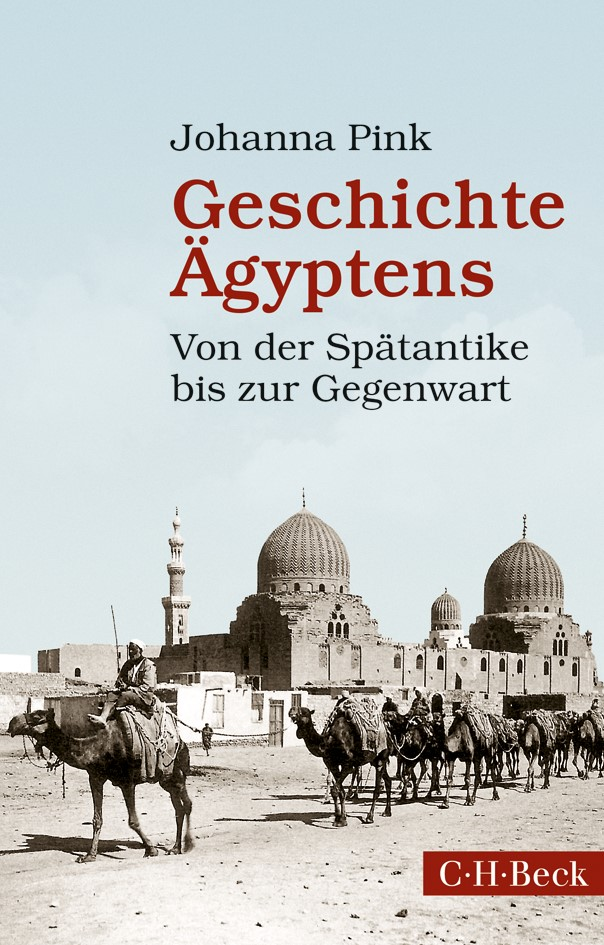 Cover des Buches 'Geschichte Ägyptens'