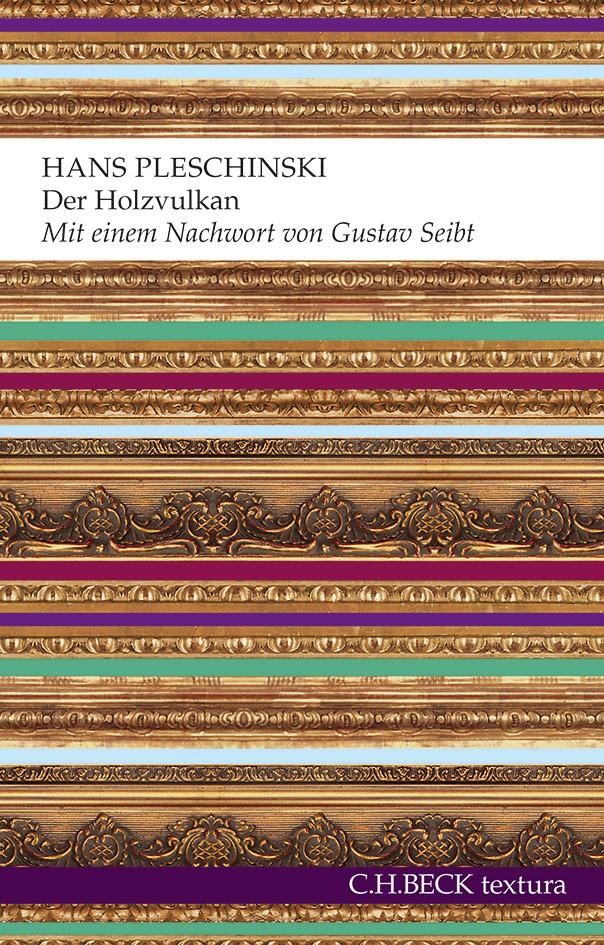 Cover des Buches 'Der Holzvulkan'
