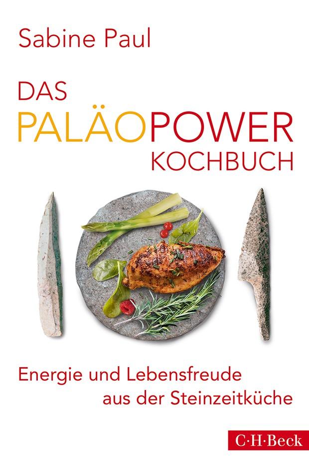 Cover des Buches 'Das PaläoPower Kochbuch'