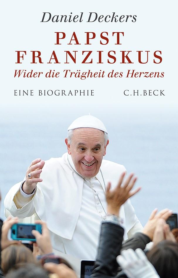 Cover des Buches 'Papst Franziskus'