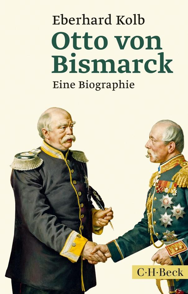 Cover des Buches 'Otto von Bismarck'
