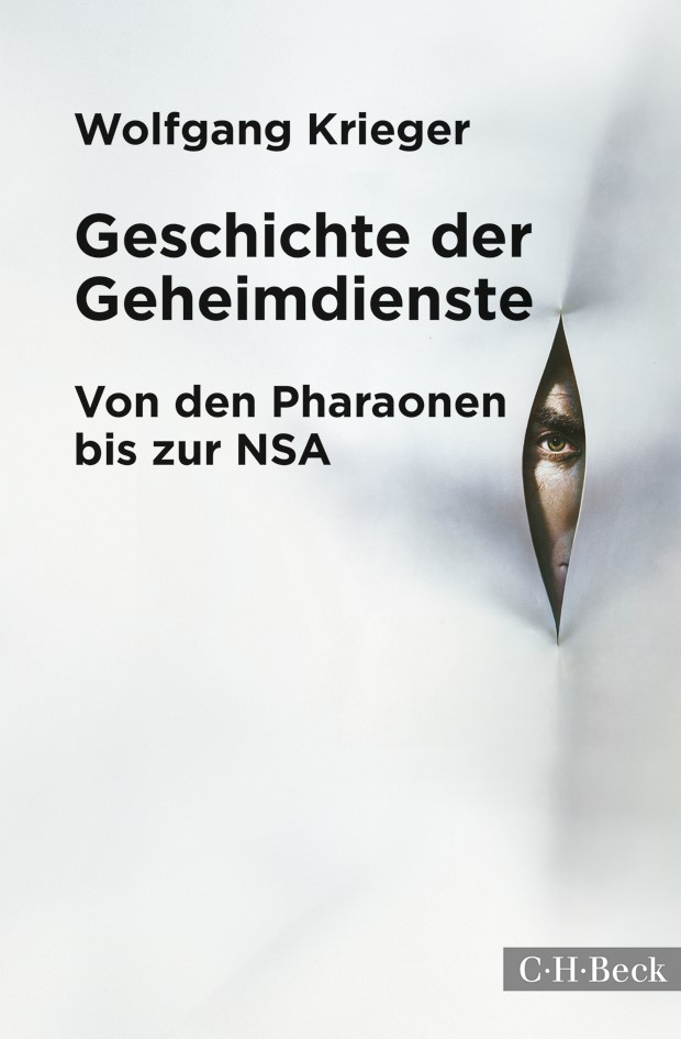 Cover des Buches 'Geschichte der Geheimdienste'