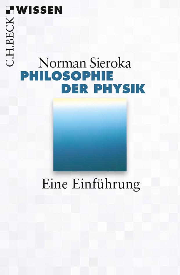 Cover des Buches 'Philosophie der Physik'