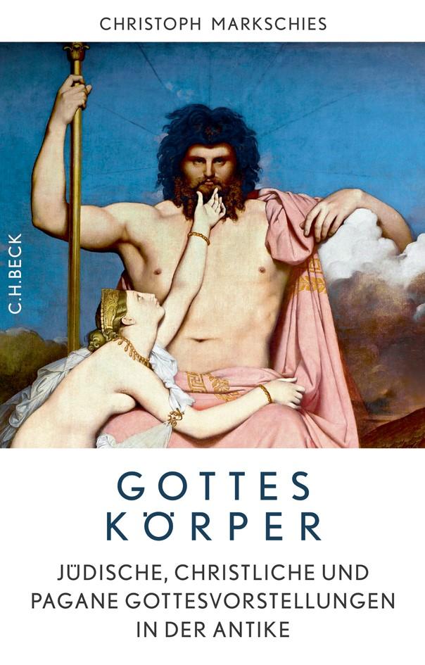 Cover des Buches 'Gottes Körper'