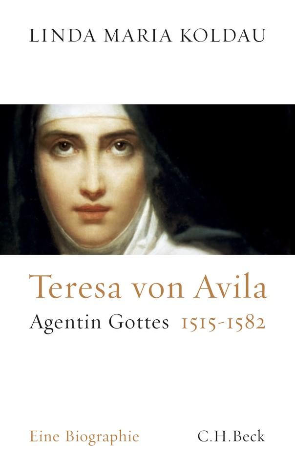 Cover des Buches 'Teresa von Avila'