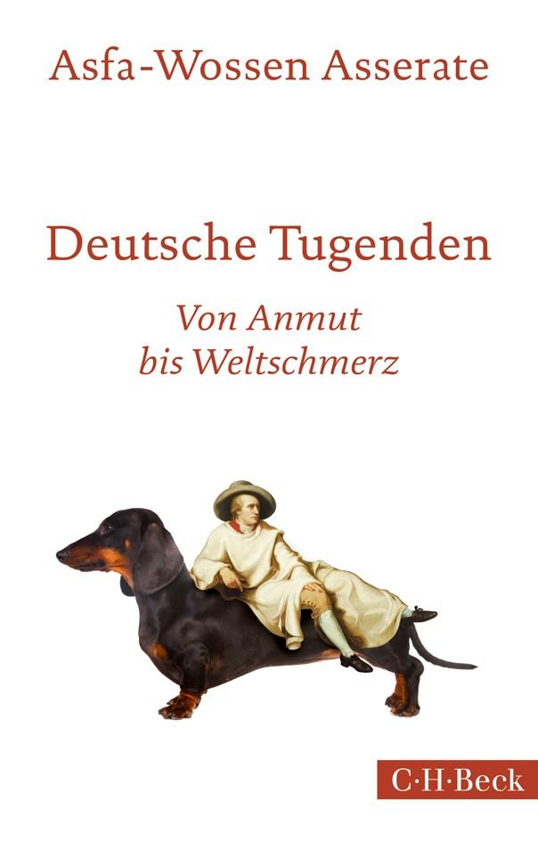 Cover des Buches 'Deutsche Tugenden'