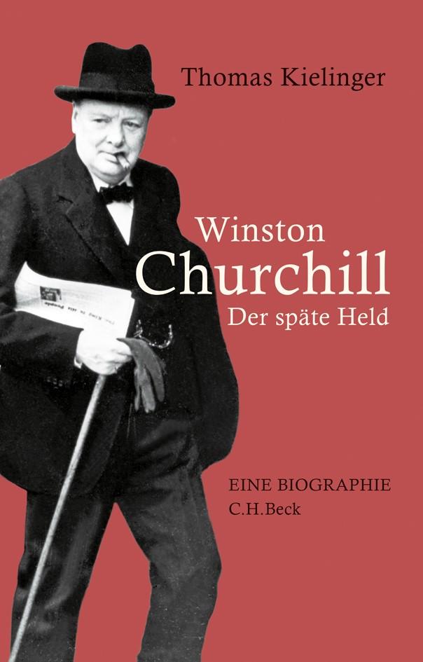 Cover des Buches 'Winston Churchill'