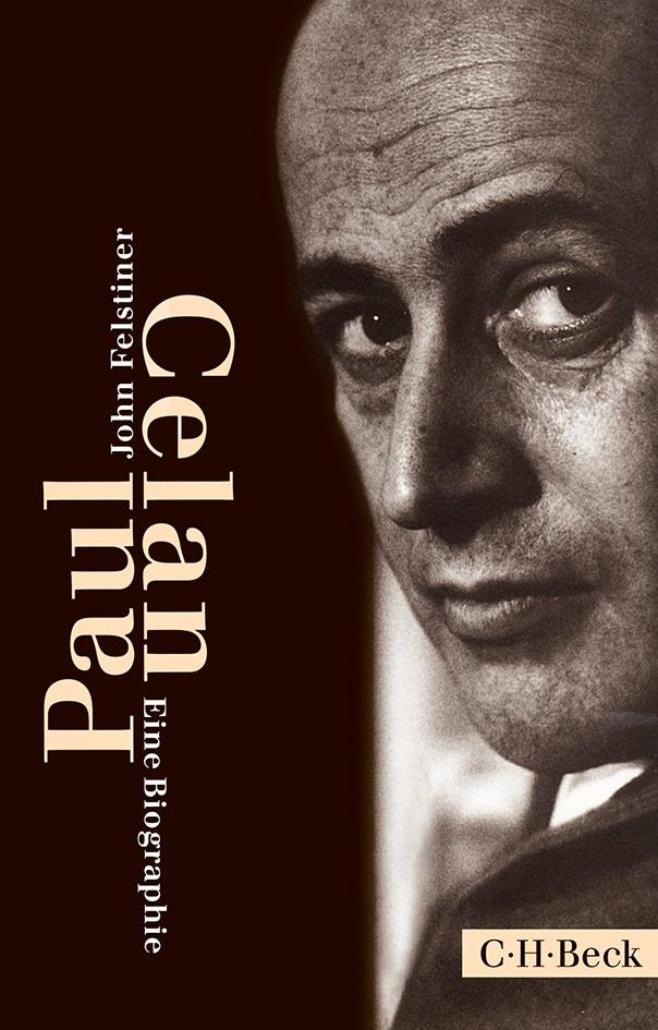 Cover des Buches 'Paul Celan'