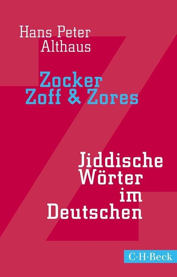 Cover des Buches 'Zocker, Zoff & Zores'