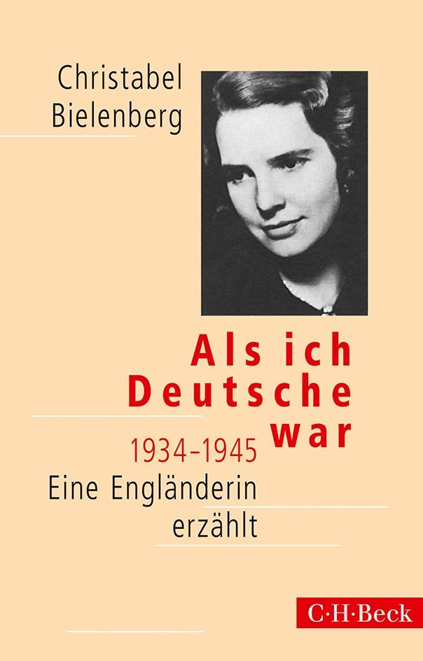 Cover des Buches 'Als ich Deutsche war 1934-1945'